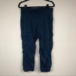 North Face cropped hiking pant